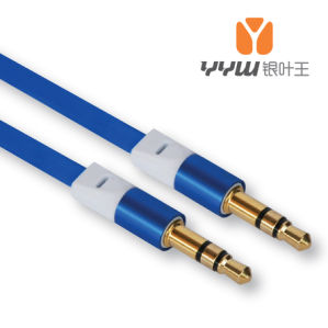 3.5mm Male to 3.5mm Male Aux Cable (YAH2009BP)