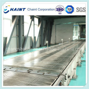 Pallet Conveyor System with Roller Conveyor pictures & photos
