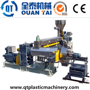 Filler Masterbatch Production Line/ Compounding Line/Double Screw Extruder pictures & photos
