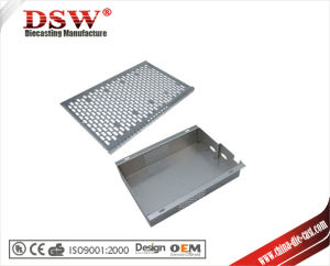 China Deep Drawn Metal Stamping