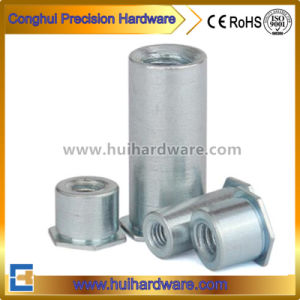 Blue Zinc Plated Hex Head Inner Thread Blind Rivet Nuts pictures & photos
