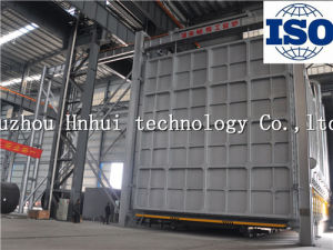 Trolly Type Various Capacity Gas Annealing Furnace with Translation