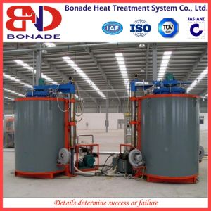 Pit-Type Pre-Evacuated Tempering Furnace for Bright Heat Treatment pictures & photos