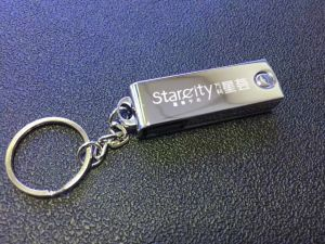 Metal USB Flash Drive with Keychain, USB Flash Disk, USB Stick, USB Key, Memory Stick pictures & photos