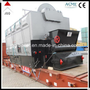 CE Standard Coal Fired Steam Boiler Used in Europe