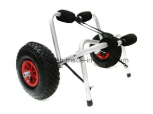 Kayak Canoe Carrier Dolly, Trailer Tote Trolley Transport Cart Wheel (TA212)