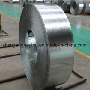 Hot Dipped Zinc Steel Gi Strip/PPGI Steel Strip for Building Material