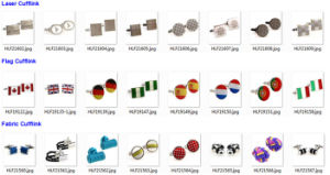 Designer Gift Mans French Shirts Cufflinks pictures & photos