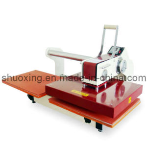 Manual Two Station Heat Press Machine pictures & photos