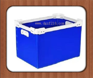 High Quality Colored Custom Plastic Corrugated Sheet Box for Packaging