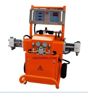 Rigid Polyurethane Spray&Injection Foaming Insulation Machine (FD-311B)