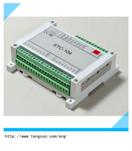 Tengcon Stc-104 RS485 Modbus RTU Monitoring I/O Module pictures & photos