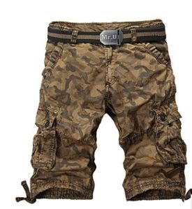 50f4d01139a China Traditional Style Soldier Men New Camouflage Cargo Short Pants  Straight Military Pants for Man Plus Size - China Cargo Short