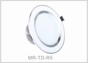 9W High Brightness LED Down Light for Indoor Lighting