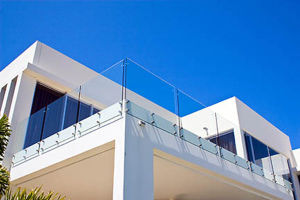 Stainless Steel Glass Balustrade System pictures & photos