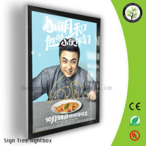 Single Side Acrylic Magnetic Design LED Light Box pictures & photos