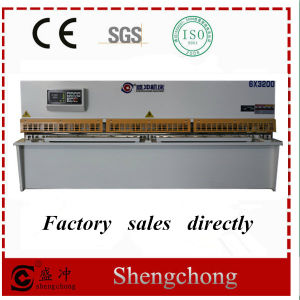 Good Quality Sheet Metal Cutting Machine for Sale