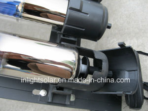 Sealed Metal Vacuum Tube Heat Pipe Solar Collctor (Germany blue titanium coating) pictures & photos