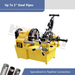 "1/2""-2"" Electric Steel Pipe Threading Machine pictures & photos"