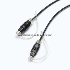 Digital Toslink Connector Fober Optic Audio Cable pictures & photos