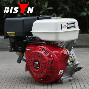 Bison (China) BS188f Single Cylinder Big Fuel Tank 13HP Engine pictures & photos