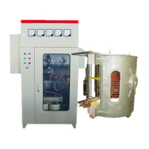 200kg Copper Melting Induction Furnace with High Efficiency pictures & photos