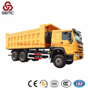 China Howo 10 Wheels Dump Truck With 336 And 371 Horsepower China 10 Wheels Heavy Truck 10 Wheels Tipper