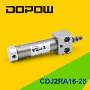Dopow CDJ2ra16-25 Stainless Mini Air Cylinder pictures & photos