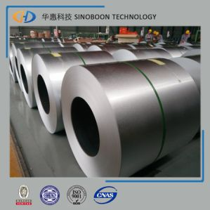 55%Al Anti Finger Galvalume Steel Coils with ISO9001 pictures & photos