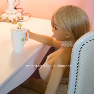 110 Cm 3.3′ Doll Full Silicone Sex Real Life Sex Doll Cartoon Love Toy pictures & photos