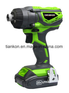 18V Cordless Impact Driver with Quick Releas (TKLT03)
