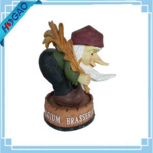 Garden Gnome Go Away Statue Yard Art