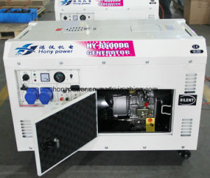 Hottttttttt High Quality Newest 5kw Silent Diesel Generator