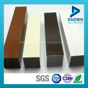 China 6063 T5 Aluminium Kitchen Cabinet Rail Aluminum Profile With