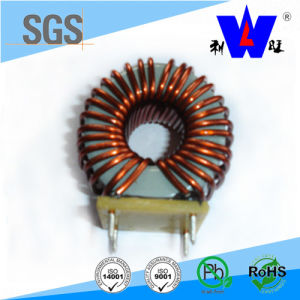 Toroidal Choke Coil and Ferrite Coil Inductor with ISO9001 pictures & photos