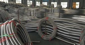 100% Manufacturer Stainless Steel Metal Flex Spiral Hose pictures & photos