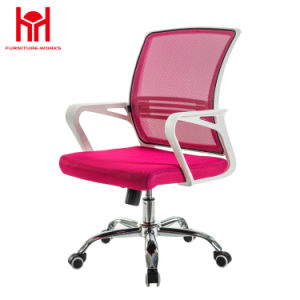 Morden MID-Back Swivel Office Chair Ergonomic Mesh Office Chair pictures & photos