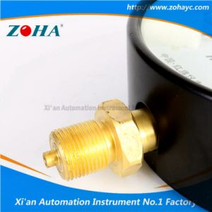 High Quality High Precision Pressure Manometers pictures & photos