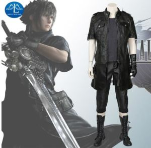men final fantasy costume noctis lucis caelum cosplay costume for men halloween role playing costume