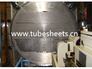 Pressure Vessel Bandle Plate, Baffle, Tube Sheet, Support Plate