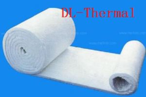 Bio-Soluble Ceramic Fiber Blanket High Tempeture Boilers, Steam Turbine and Nuclear Power Thermal Insulation