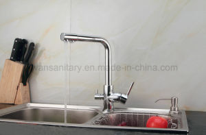 3 Ways Water Filter Kitchen Faucet pictures & photos