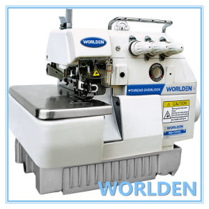 WD-737HC Thin Outline Overlock Sewing Machine pictures & photos