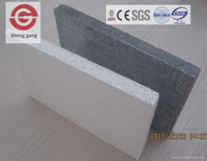 High Quality Fire Resistant Decorative Insulation Wall Board pictures & photos