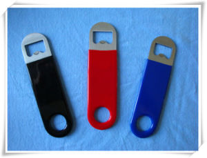 PVC Stainless Steel Bottle Opener pictures & photos