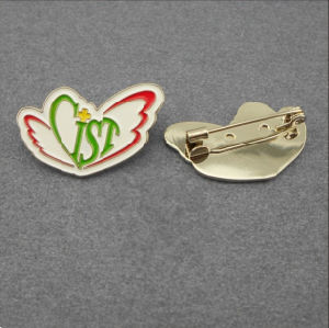 Customized Enamel Badge for Souvenir Gift (PB-062) pictures & photos