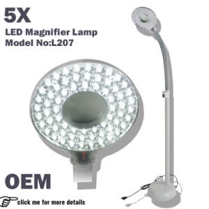 Factroy Direcly Sale Magnifying Lamp LED / Magnifying Glass with LED Light Beauty Equipment pictures & photos