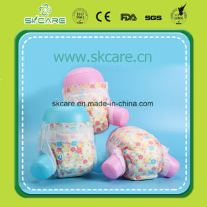 Premium Baby Diaper with Colorful Cloth Like Film