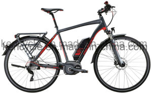 700c MID Motor Electric Bike with Bafang Max Central Motor System/Torque Sensor Electric Bike for Europe Market/E-Bike with Central Motor (SY-E2816) pictures & photos