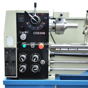 Conventional Bench Cutting Lathe Machine C0636b pictures & photos